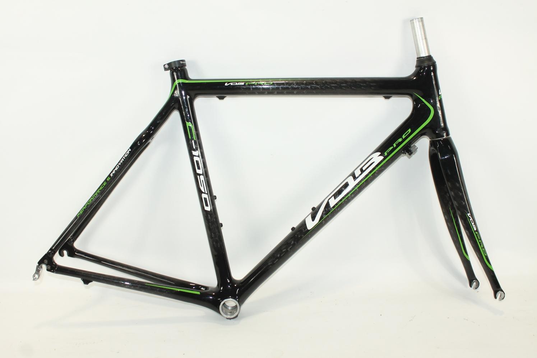 carbon frameset