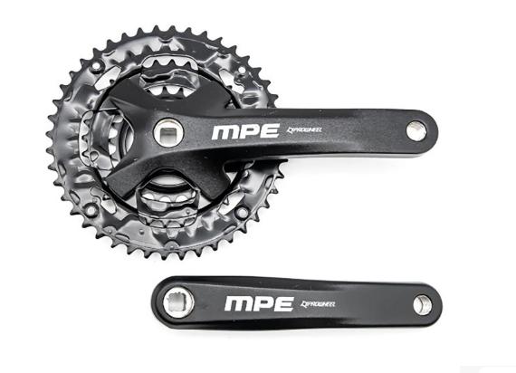 Prowheel MPE-401 JIS, 443222T, 175 mm Black