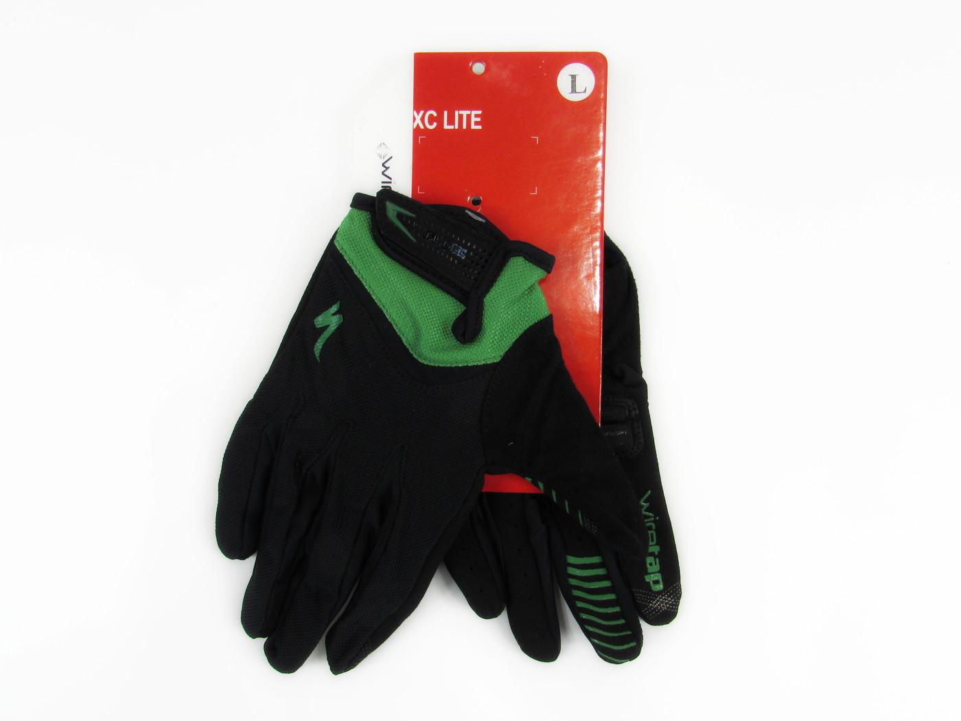 Specialized Gloves BlackGreen