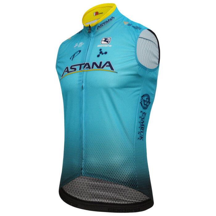 Жилет Giordana Astana Pro Team 2019