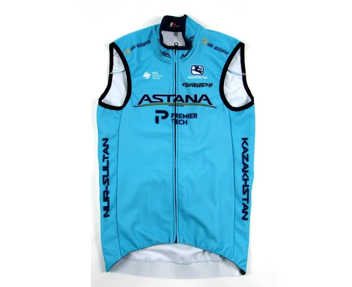 Жилет Giordana Astana Pro Team 2020