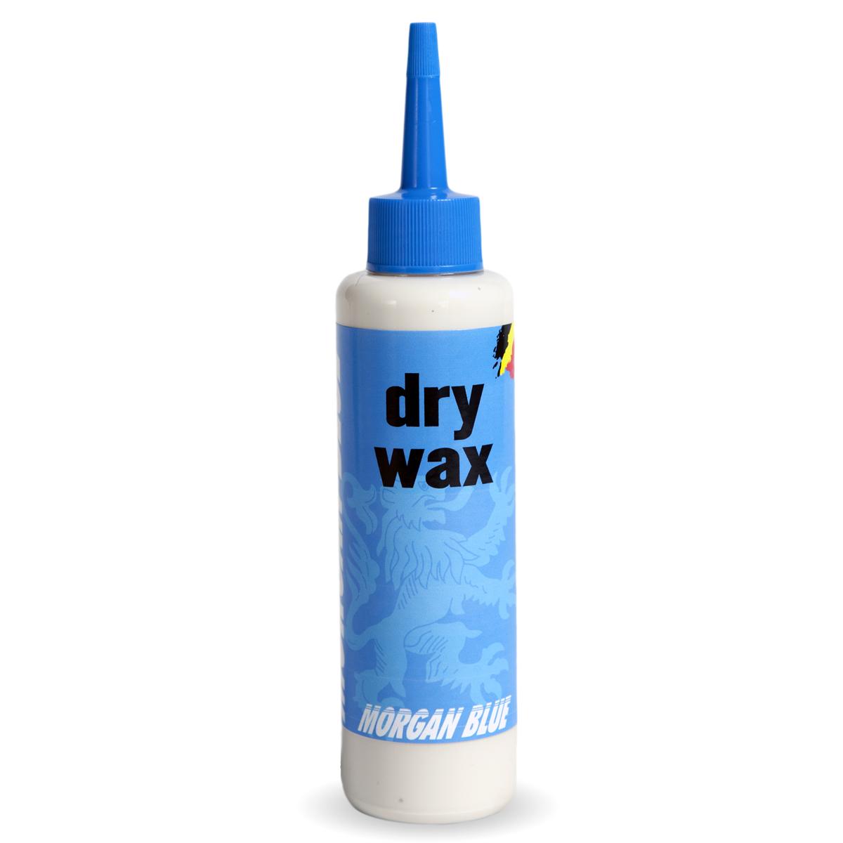 morgan blue dry wax