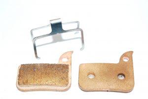 Тормозные колодки Metal Disc Brake Pads для SRAM Red/Force/Rival/Apex/Level
