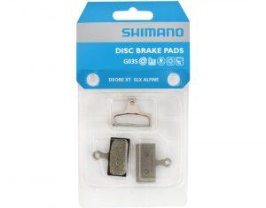 Колодки Shimano G03S Resin Disc Brake Pads DEORE XT/ SLX/ DEORE/ ALFINE