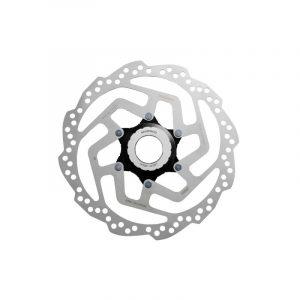 Ротор Shimano Tourney SM-RT10-M Disc Brake Rotor 180mm Center Lock