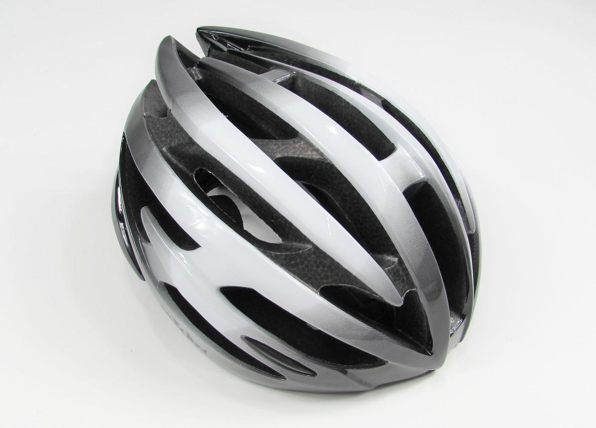 Calibri Helmet Black White 1