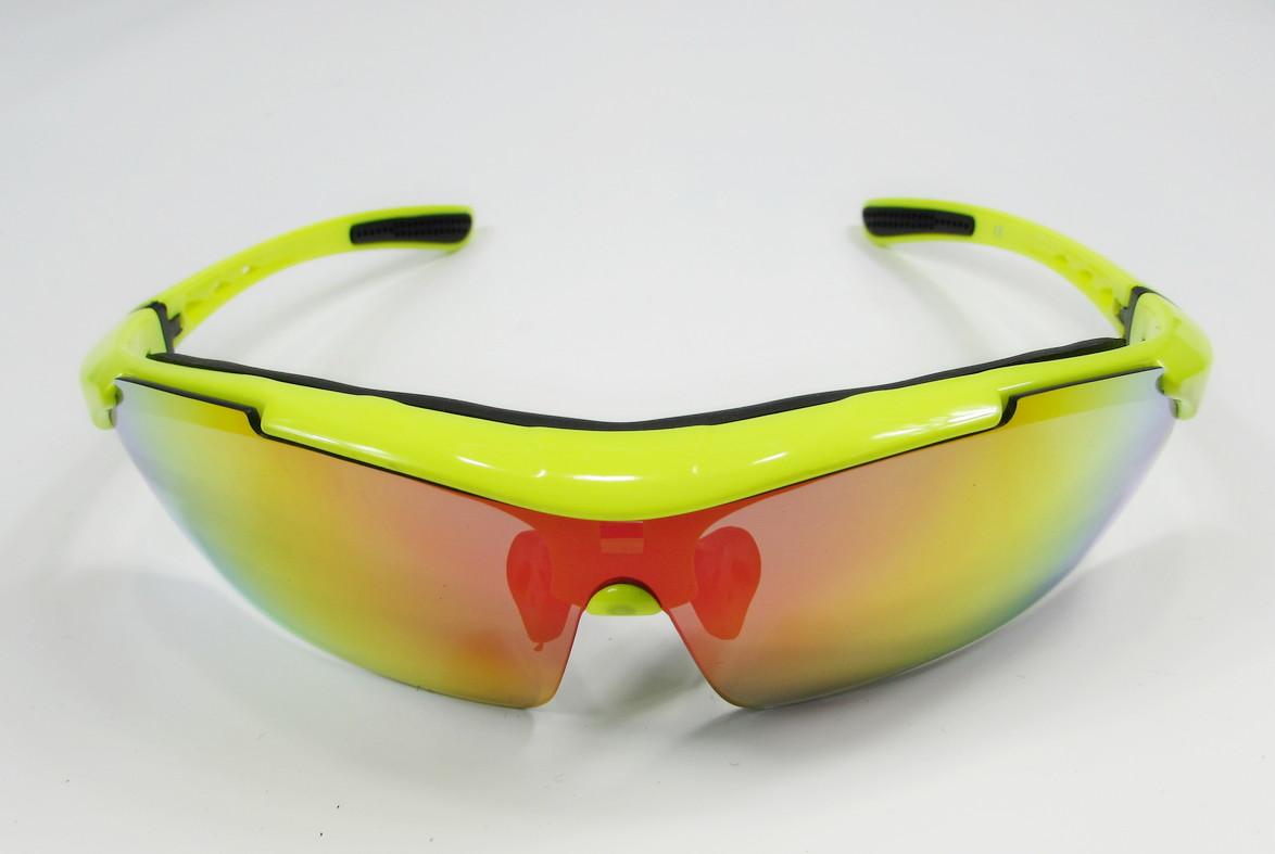 Calibri Sunglasses Neon Yellow