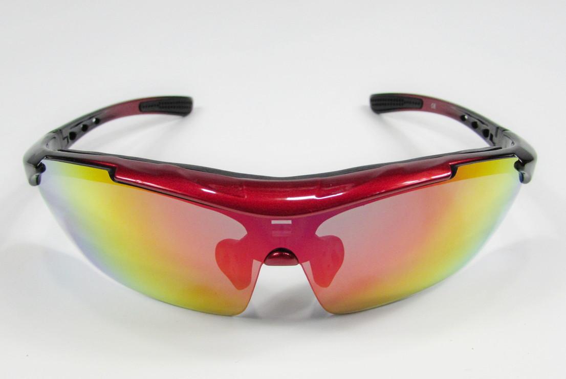 Calibri Sunglasses Red Black