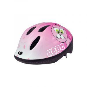 Детский шлем HQBC FUNQ Pink Cat size S (46-54cm)