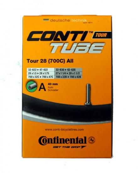 Камера Continental ContiTube Tour 28(700C) 40mm AV