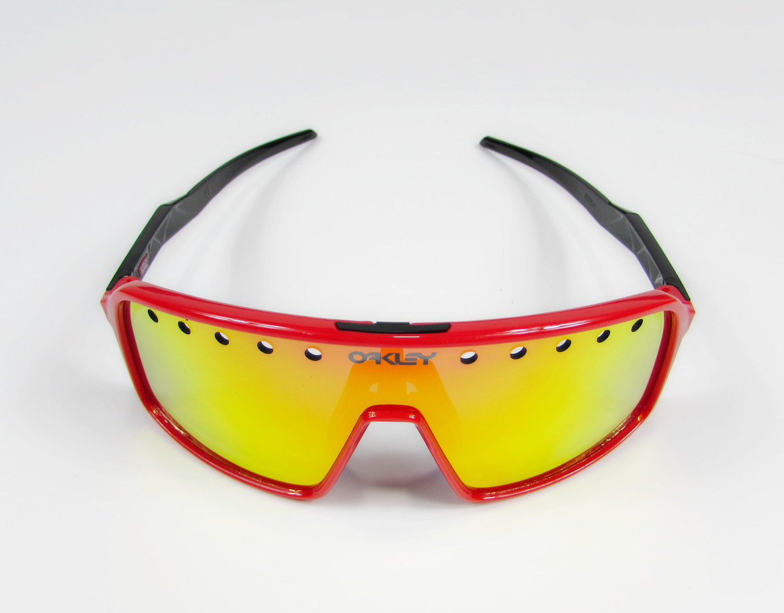 Oakley Sutro Eyeshade Red