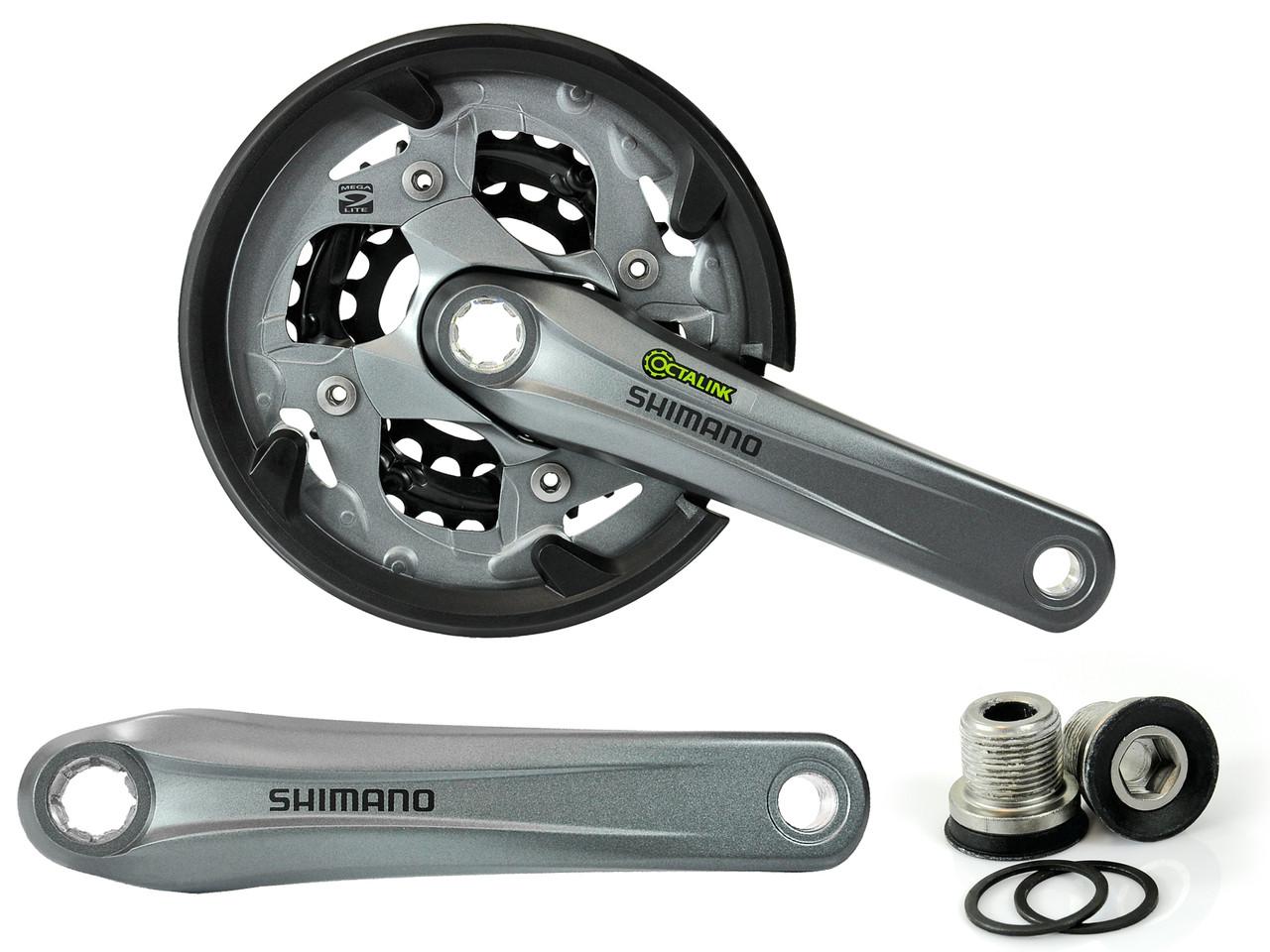 Shimano Alivio FC-M4000 40x30x22T
