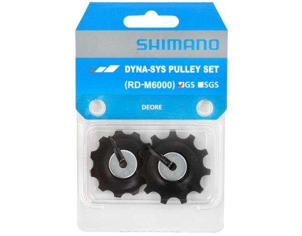 Ролики Shimano Deore Pulley Set (RD-M6000-GS)