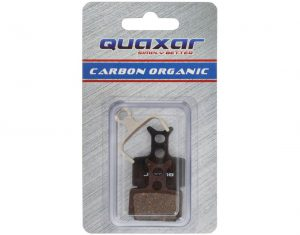 Quaxar GXR1062 Organic Disc Brake Pads Formula Mega/The One