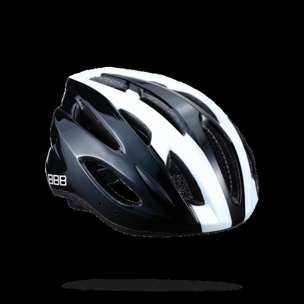 Шлем BBB BHE-35 Condor Cycling Helmet, size M, black/white