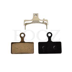 EOOZ Resin Disc Brake Pads (Shimano G01S) XTR/XT/SLX/Alfine