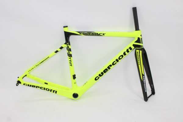 Guerciotti Eureka CX Carbon. Size S