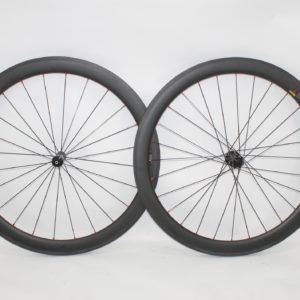 Вилсет C50 Carbon Tubular, DT Swiss 370, QR Wheelset
