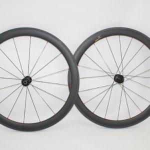 Вилсет C50 Carbon Tubular, DT Swiss 240s, QR Wheelset