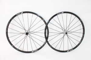 Вилсет DT Swiss R23 Spline DB, 100×142, Tubeless 700C