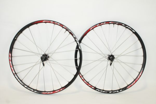 Вилсет б/у Fulcrum Red Metal 29 XL
