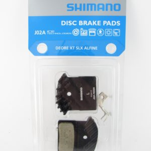 Shimano J02A Resin Ice-Tech Disc Brake Pads Deore XT/SLX/Alfine