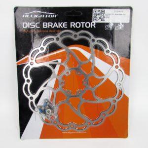 Ротор Alligator Aries Disc Brake Rotor 203mm 6 Bolts