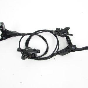 Тормоза б/у Shimano Alivio BR-M395 Disc Brakes (передний + задний)