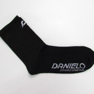 Danielo Professional Cycling Socks black size 40-42 (M)