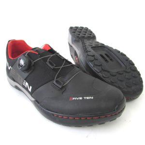 Велотуфли Five Ten Kestrel BOA Team Black. Размер 44