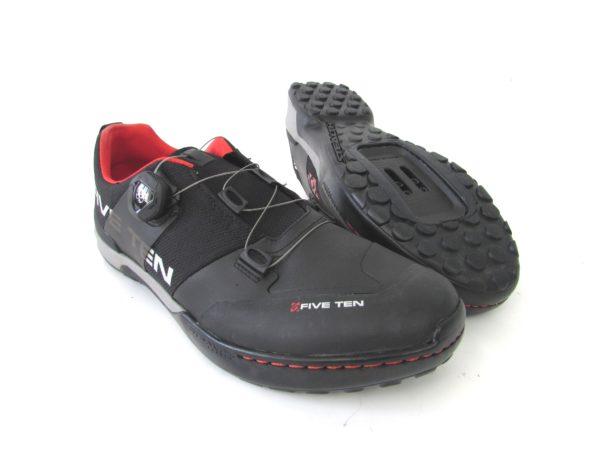 Велотуфли Five Ten Kestrel BOA Team Black. Размер 42