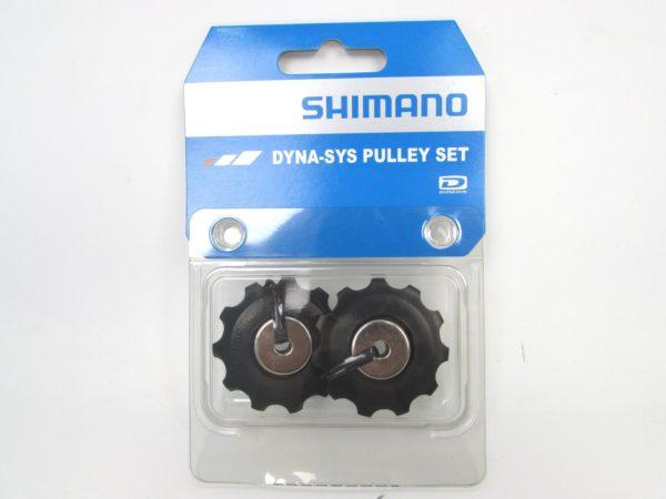 Ролики Shimano 105/SLX/Deore Pulley Set (RD-M663)