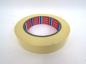 Ободная лента клейкая Tesa Tubless Rim Tape 23mm yellow