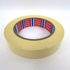 Ободная лента клейкая Tesa Tubless Rim Tape 20/23/25/28mm yellow