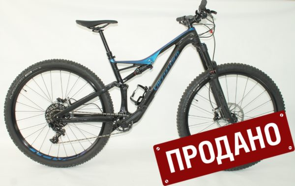 Specialized Stumpjumper Comp Carbon 29 6Fattie 2018