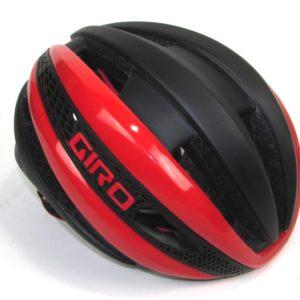 Шлем Giro Synthe Cycling Helmet, size М, Black/Red