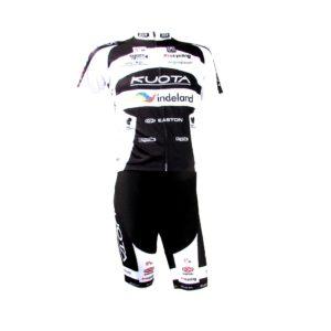 Комплект велосипедной формы Kuota. Size S/M/L/XL