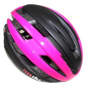 Шлем Zero RH+ Z ELIPSON Black-White/Black-Pink size S-M(54-58)
