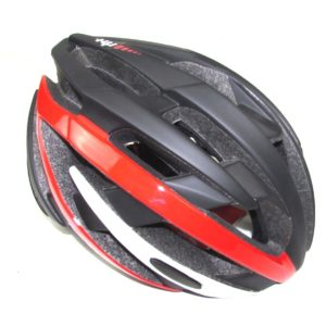 Шлем Zero RH+ ZY Matte Black/Red/White size S-M(54-58)