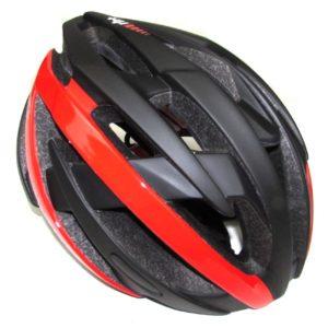 Шлем Zero RH+ ZY Black/Red size S-M(54-58)/L-XL(58-62)