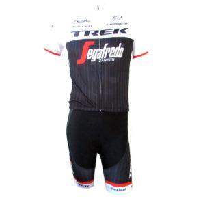 Комплект велосипедной формы Trek Segafredo. Size L