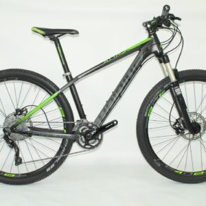 Haibike Attack RX Pro 27.5 Carbon