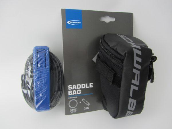 Комплект Schwalbe Saddle Bag Incl SV19+2xTire Levers
