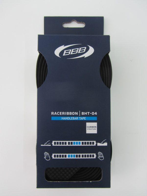 Обмотка руля BBB RaceRibbon BHT-04 Carbon black