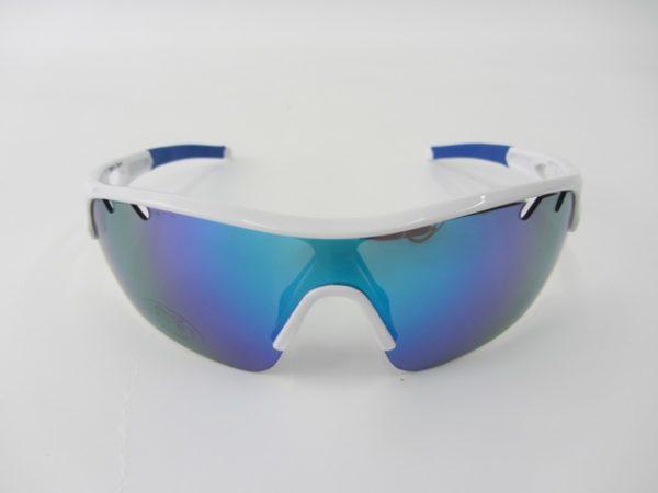 Велоочки Venzo white-blue