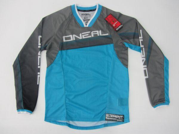 O'Neal Element FR Long Sleeve Jersey blue/grey M