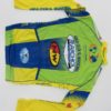 Northwave Pro Jersey Long Sleeve yellow/green/blue S