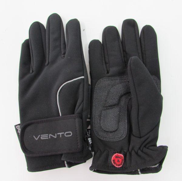 Vento Winter Gel Gloves black size M