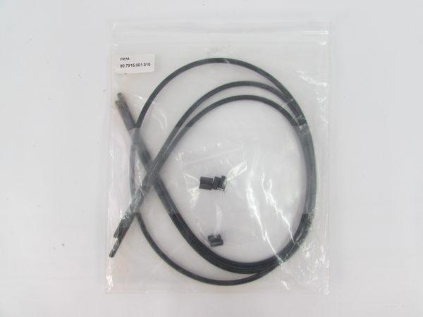 Рубашки тормозные SRAM BrakeCable Housing Set 5mm, black