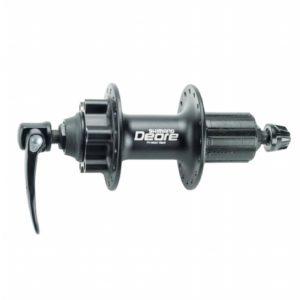 Втулка задняя Shimano Deore HB-M525 8/9/10sp 36H black